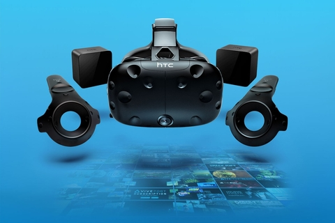 HTC Vive is now AED700 cheaper