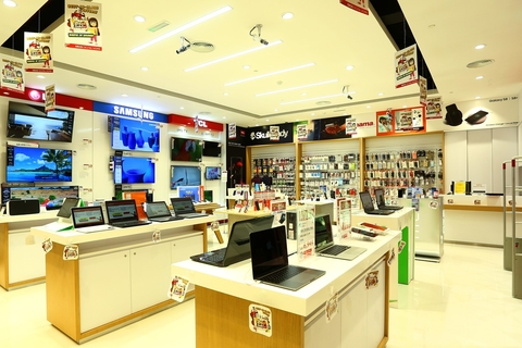 Eros Group unveils new store in Abu Dhabi