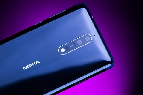 Video: Nokia 8 in all its glory
