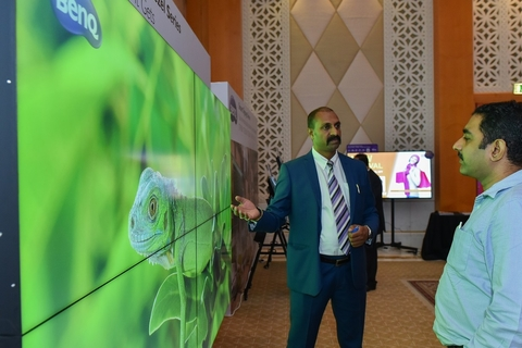 BenQ unveils solutions geared for education