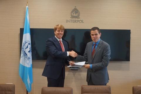 BT joins INTERPOL's cybercrime initiative