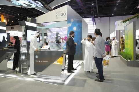 Saudi Arabia startups shine at GITEX Future Stars