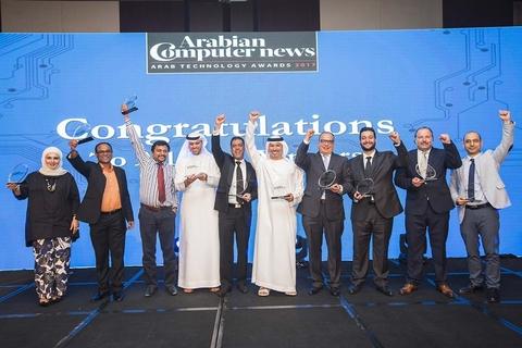 ACN Arab Technology Awards 2017: the winners