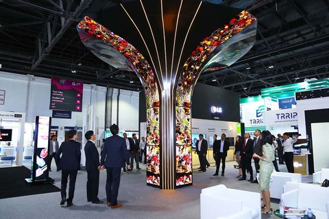 LG predicts 'significant' growth for digital signage market in the Gulf