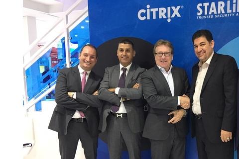 Citrix, StarLink cement alliance at GITEX