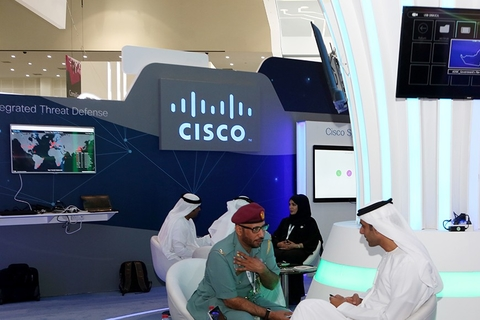 Cisco pushes digital transformation at ADSIC booth
