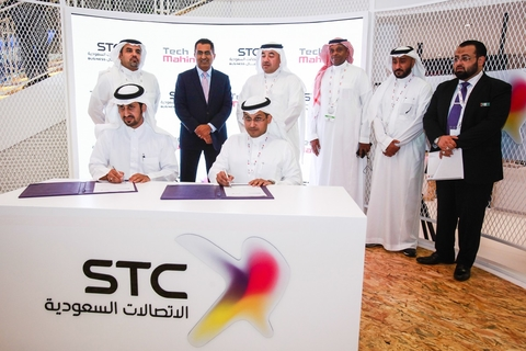 Tech Mahindra, STC partner in support of Saudi Vision 2030