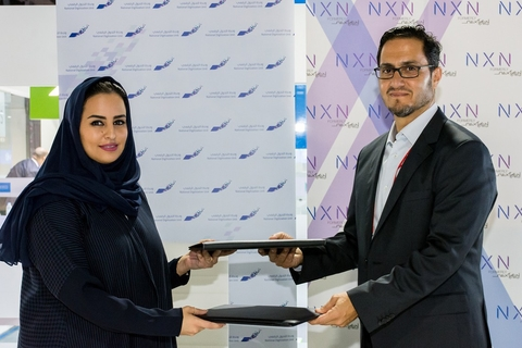 Saudi Arabia's NDU signs NXN for open data
