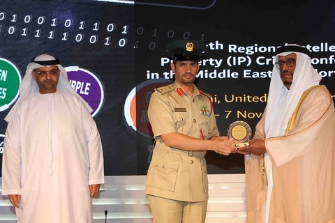 EIPA and Interpol hold IP conference in Dubai