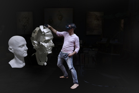 HTC Vive champions the arts