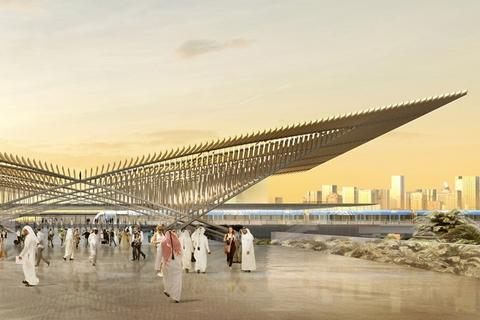 High-tech gates pass test for Dubai Metro extension