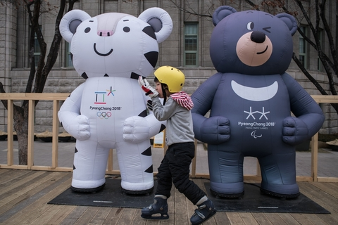 Winter Olympics targeted by hackers
