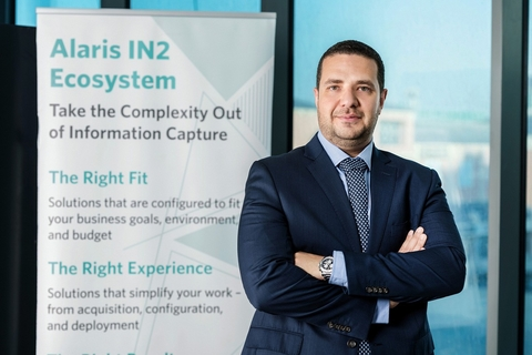 Alaris moves to transform the document imaging channel