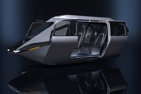 Uber, Bell Helicopter to bring air taxis by 2025