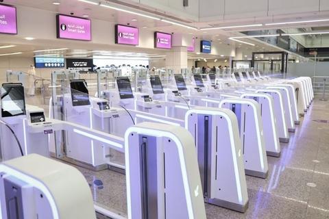 New enhanced smart gates open at DXB