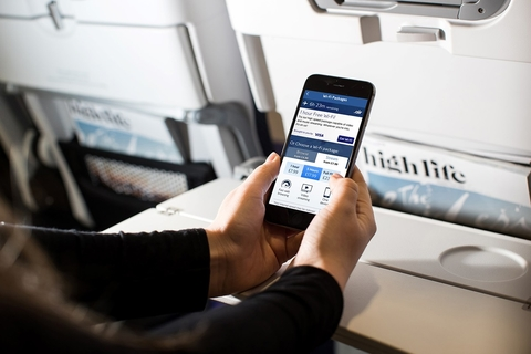 British Airways aircrafts will now support WiFi