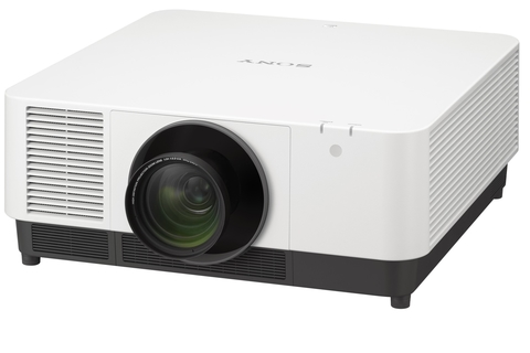 Sony launches laser projectors