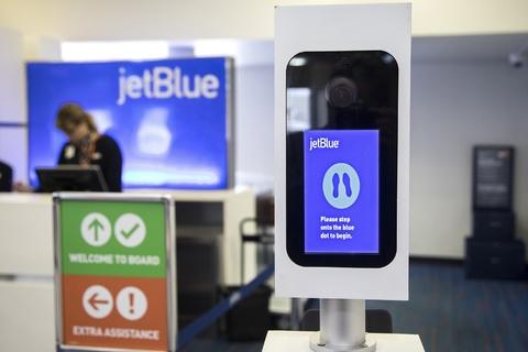 SITA wins award for biometric aircraft boarding system