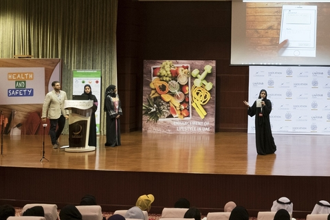 Zayed University hosts final leg of Happiness Hackathon