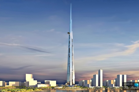 Orange to create ICT plan for world's tallest building