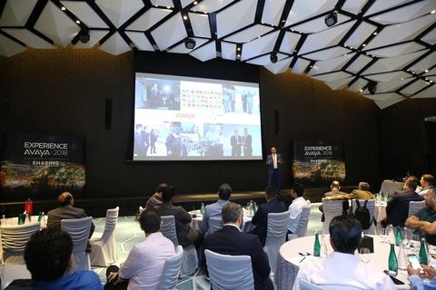 Avaya recognises leading customers at Experience Avaya Kuwait