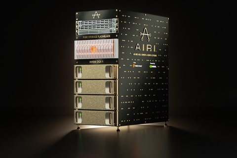 Pure Storage announces all in one AI platform