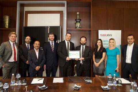 Mindware signed as Kodak Alaris VAD
