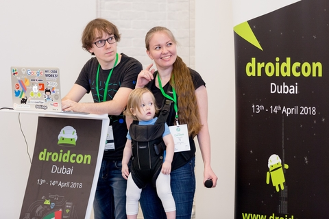 droidcon brings Android developers together in Dubai