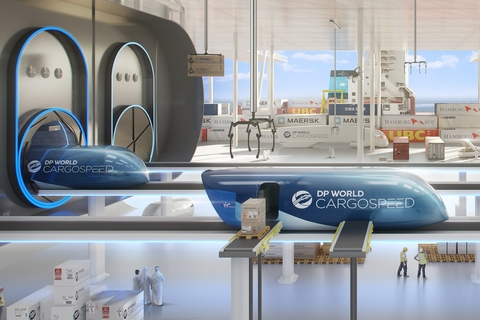 Virgin Hyperloop says world's first commercial loop in India by 2025