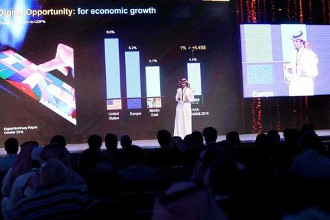 SAP opens cloud data centre in Saudi Arabia