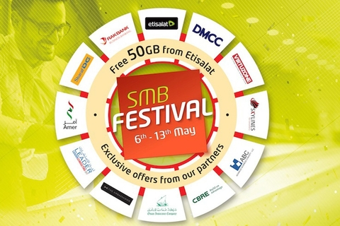 Etisalat launches 'SMB Festival' in UAE
