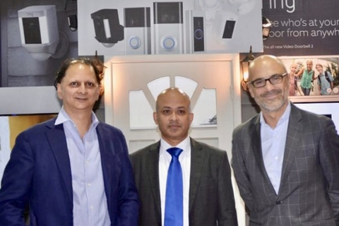 Ring and X-cite partner for home security devices in Kuwait
