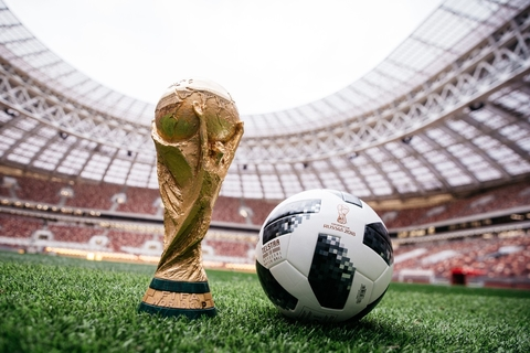 World Cup football is back on for du subscribers