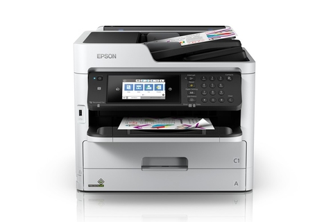 Epson unveils business inkjets