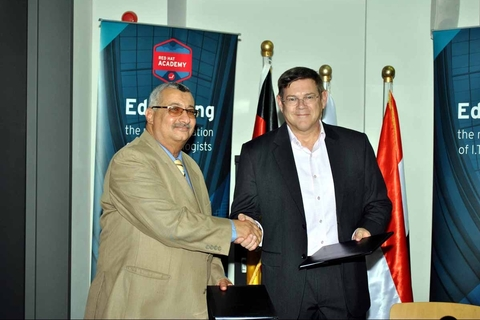 The German University in Cairo joins Red Hat Academy