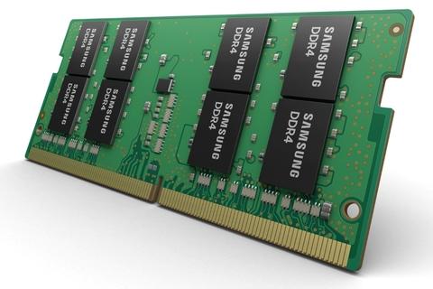 Samsung unveils 32GB 10nm-Class DDR4