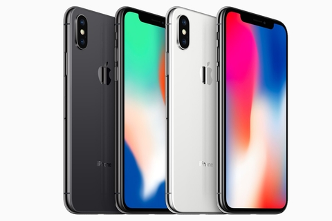 Apple iPhone X tops sales chart in Q1 2018