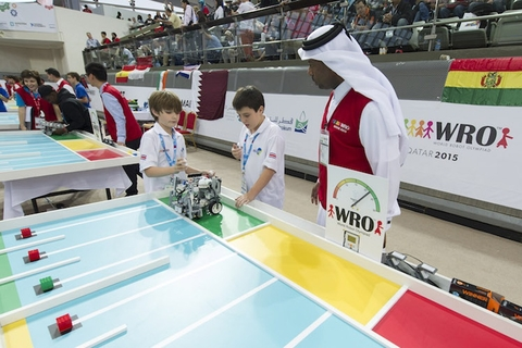 Juniper Networks partners with World Robot Olympiad