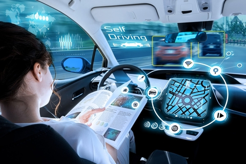 5G offers new capabilities to connected vehicles, says Gartner