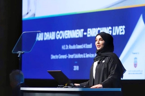 Abu Dhabi government shows GIS expertise at Esri conference