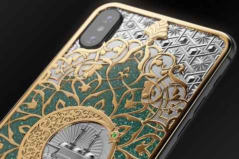 Luxury iPhone X range inspired by important mosques