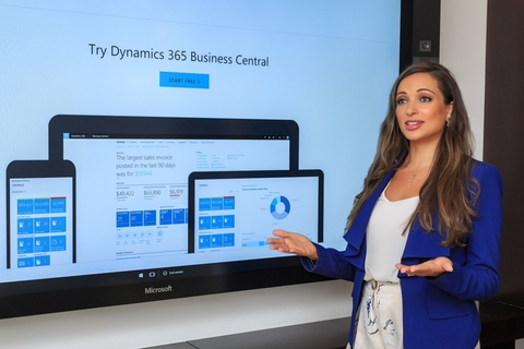 Microsoft targets SMEs with new Dynamics 365 solution