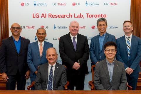 LG opens new North America AI lab