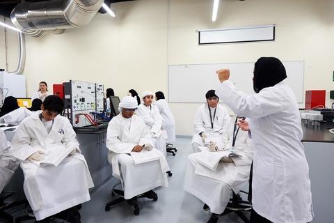 Mubadala and ADEK hold STEM outreach program
