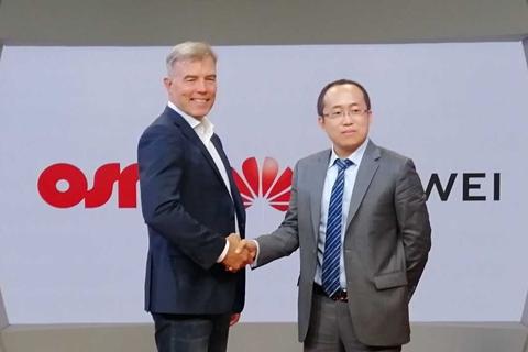 OSN and Huawei sign new IPTV partnership