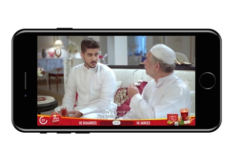 Interactive mobile video ads get Middle East debut