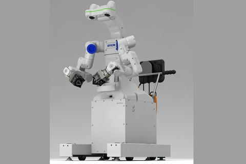 Schools across the region can win a robot in an Epson contest