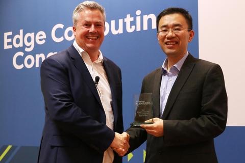 Huawei edge computing platform bags top industry prize