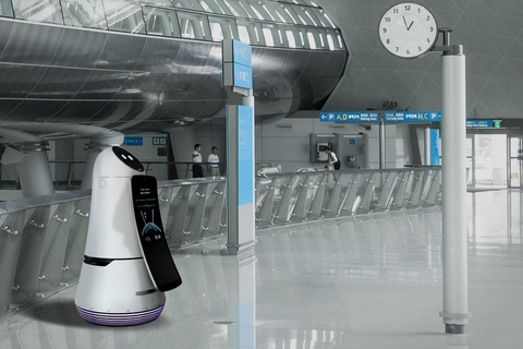 LG expands its 'CLOi' family of robots