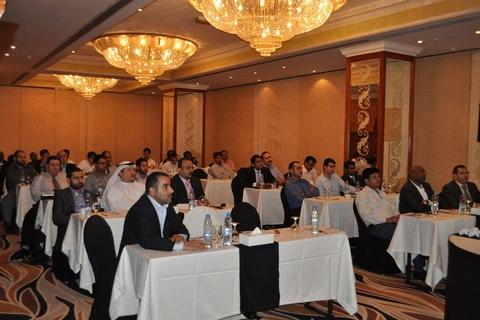 Netgear hosts training sessions in Dubai